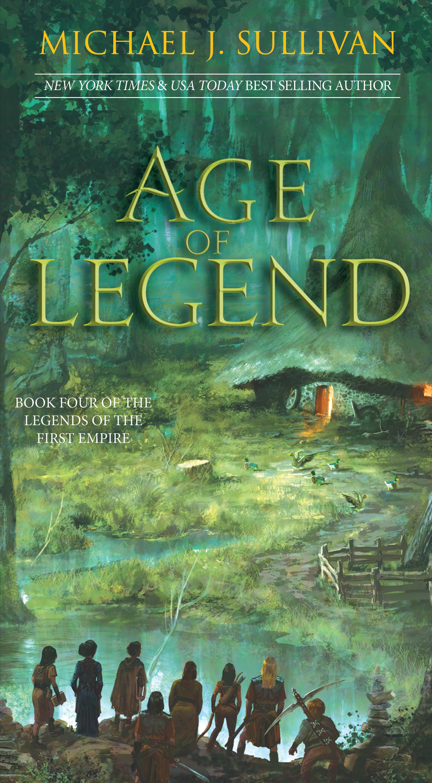Legend Mass Market Cover